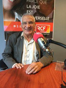 Xavier Emmanuelli sur le rebord du monde